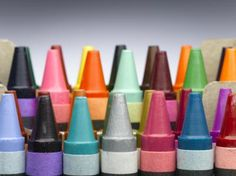 How to Use Crayons in Glue Guns for Wax Seals #DIY