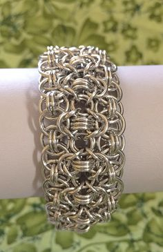 bracelet, chainmaill