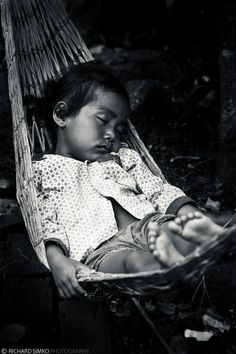 Sleeping princess by Richard Simko