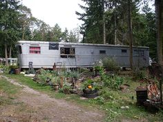 56 Spartan Mansion. Remodeled insides. Just a wonderful place to live.  From the Mobile and Manufactured Home Blog