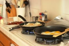 Eat at Home More Often - Part 2 of a series on how to improve your family's diet.