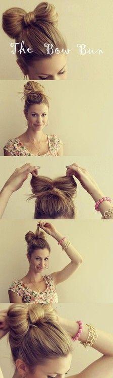 long hair styles | Tumblr