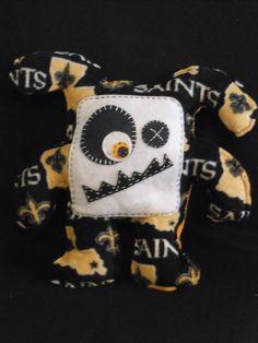New Orleans Saints Monster
