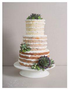 Cake. #wed