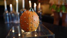Last Minute Creative Pumpkin Decorating Ideas.