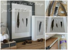 Create art from the things you collect & love-City Farmhouse