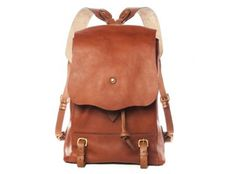 Hipster backpack!