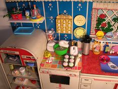 I want a toy kitchen for Christmas.