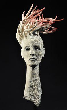 Rebecca Shawyer - Contemporary Ceramic Sculptures