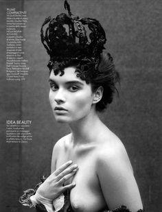 Crystal Renn #model