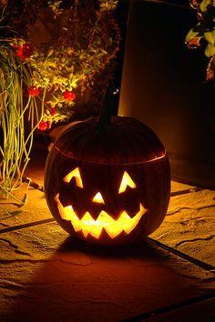 Autumn Jack-o'lantern