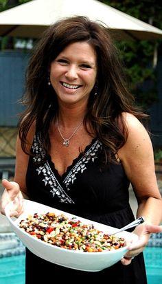 Texas Caviar Bean Dip for Cinco de Mayo Day via @Sandy Coughlin | Reluctant Entertainer.com