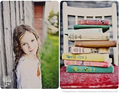 Back to School Photography Ideas via iHeartFaces.com - Portrait Photography by Simply Rosie