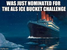 Funniest Ice Bucket Challenge Memes