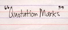 How to Use Quotation Marks Correctly in 5 Steps