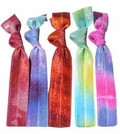 """""""Tie One On"""" Hair Tie 5 Pack"""