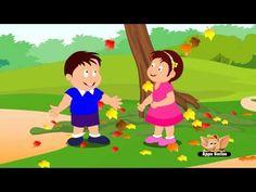 Nursery Rhyme - Falling Leaves