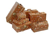 Louis Vuitton - The Darjeeling Limited luggage collection