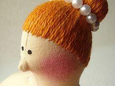 Hair styles for ballerina Tilda