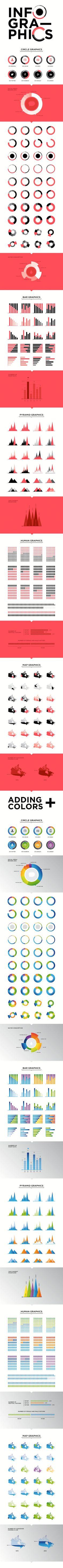 Infographics by simon spring, via Behance