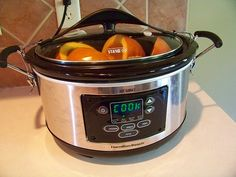 How to Cook Pumpkin in the Crockpot