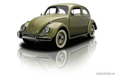 1958 Volkswagen Type 1 Beetle 1.2 liter 4 Speed
