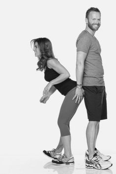 Jillian Michaels & Bob Harper
