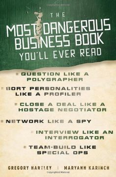 The Most Dangerous Business Book Youll Ever Read by Gregory Hartley, http://www.amazon.com/dp/0470888024/ref=cm_sw_r_pi_dp_T7Uxrb0WNGKSS