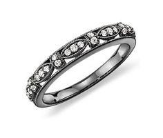 diamond rings, heirloom diamond