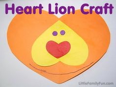 Little Family Fun: Heart Zoo
