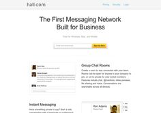 Hall.com - Free video conferencing for up to 6 people on Windows, Mac and Linux - http://hall.com