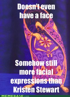 rug, facial, funni, magic carpet, kristen stewart, joke, true stories, aladdin, disney memes