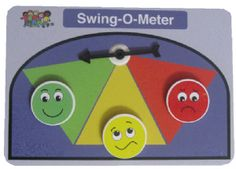 Swing-O-Meter tool to aid communication and understanding.