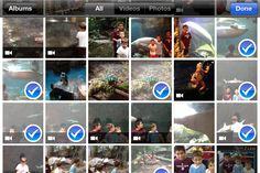 Free app for creating slideshows with pictures and video. Great features and easy to use.