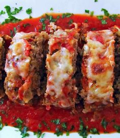Recipe for Mozzarella Meat Loaf