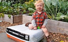 Gardening Fun:  The 5 Best Veggies to Grow with Kids