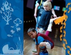 Mommy Poppins LA visits Exodus Steps at the Skirball