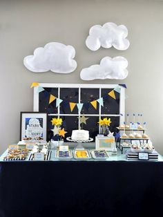 Shannanigans: Twinkle Twinkle Little Party -- Seriously awesome 2nd Bday Party!!!