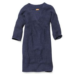 Women Skirts/dresses Vneck Sweater Dress - Joe Fresh
