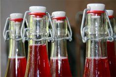 Kefir Soda Pop - How to make. Looks easy enough.