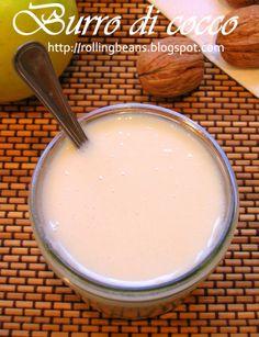 Come fare il burro di cocco Homemade coconut butter #burro di cocco #autoproduzione