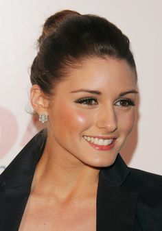 Olivia Palermo Twisted Bun.
