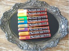 Chalk Ink Pen - do you have these?  You must get some!!