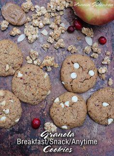 Granola Cookies {Bre