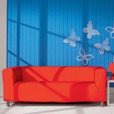 DIY Wall Butterflies