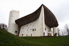 Le Corbusier, Switzerland, 1887-1965