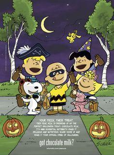 #Peanuts #Halloween #Snoopy #CharlieBrown