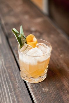 the roots manuka cocktail | by oskar kinberg