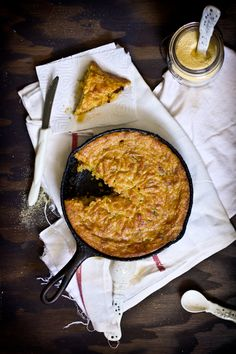 jalapeno cornbread with caramelized onions