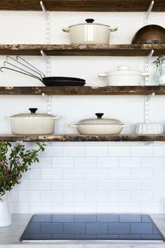 Kitchen / HandCrafted In Virginia
